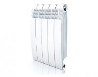 Секционный биметаллический радиатор Royal Thermo BiLiner Inox 350 - 10 секц.