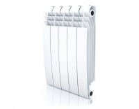 Секционный биметаллический радиатор RoyalThermo BiLiner Inox 500 - 4 секц.